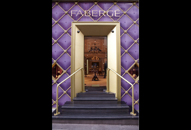 Fabergé settles New York lawsuit
