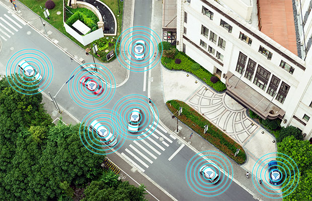 Self-driving cars: Putting IP in the driving seat