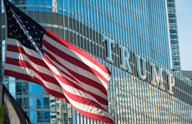 Trump trademark put on ice at USPTO