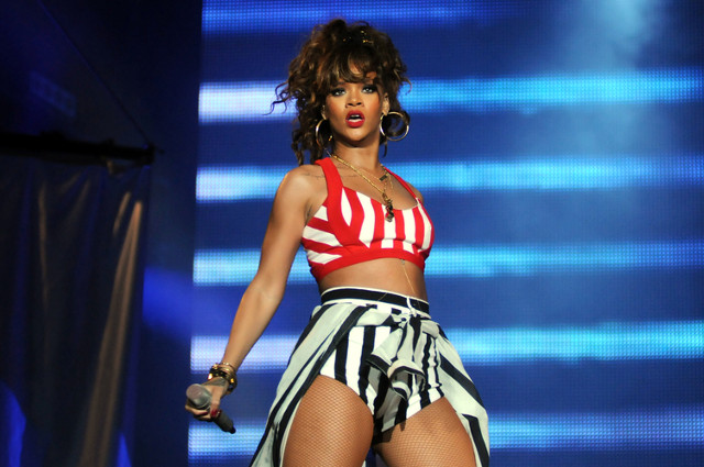 DC Comics swoops on Rihanna in trademark tussle