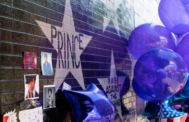 Prince's estate takes on European network over 'bootleg' music