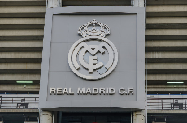 Real Madrid to change logo in Middle East
