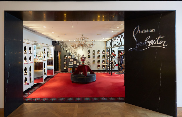 Christian Louboutin denied Swiss trademark protection