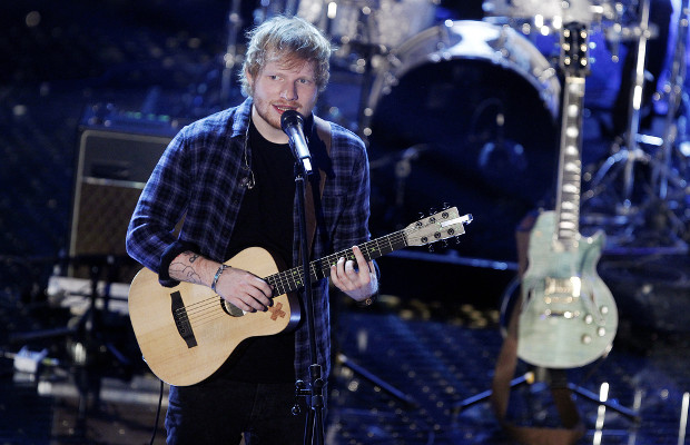Ed Sheeran's lawyers ask court to dismiss wordy copyright suit