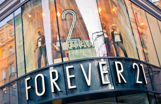 Forever 21 nails down spa in trademark suit