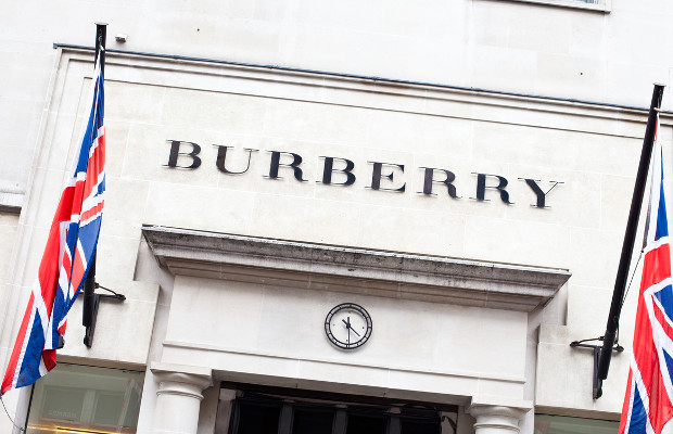 Burberry seeks damages from counterfeiting network