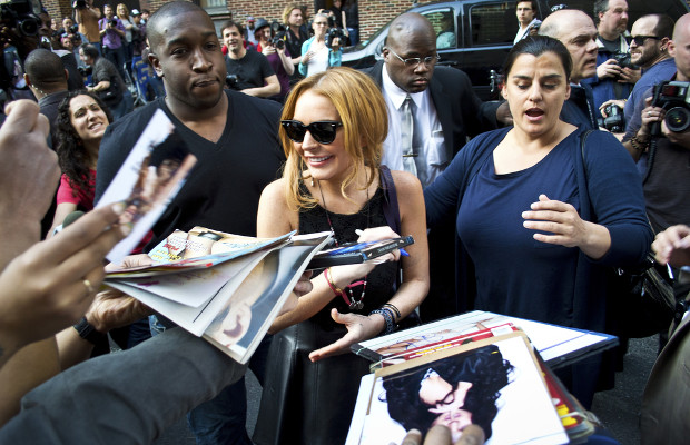 Court refuses to dismiss Lindsay Lohan's GTA image rights claim