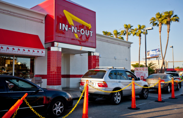 Take you to the cleaners: In-N-Out Burger files TM infringement suit