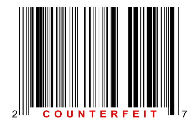 England's counterfeiting hotspots revealed