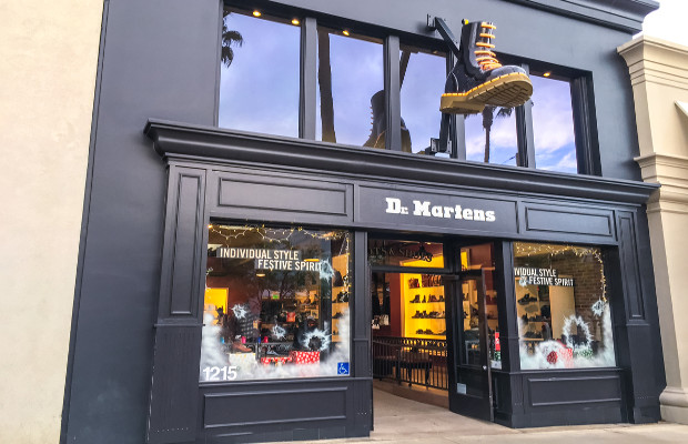 Dr Martens kicks out at Steve Madden in trade dress suit