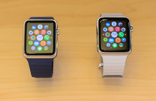 Apple Watch targeted for patent infringement