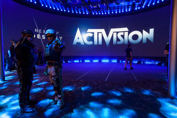 Activision Blizzard scores gaming patent win at Fed Circuit