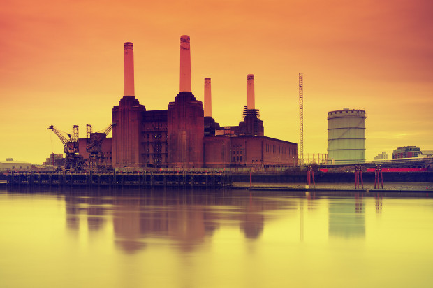 UK company ordered to remove Battersea Power Station from logo