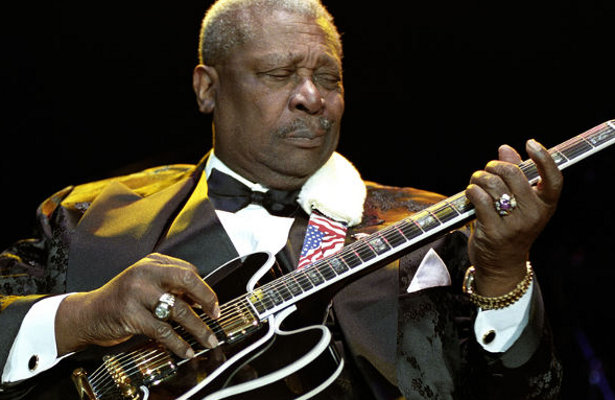 BB King estate targeted in copyright row