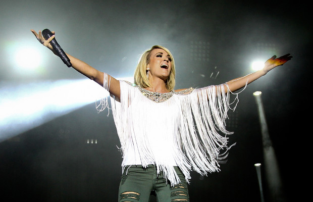 Country singer Carrie Underwood wins copyright case