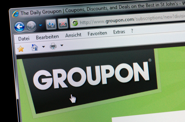 Groupon to pay $57m to settle IBM patent row