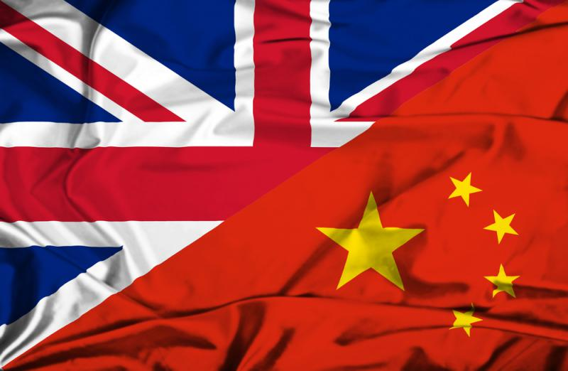 UK seeks to cement copyright relations with China