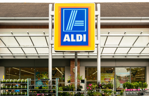 Aldi caught in fishy trademark suit