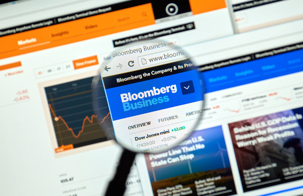 Bloomberg and Forbes hit with TV patent suit