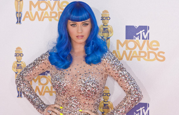 Katy Perry's cosmetics range targeted in trademark row