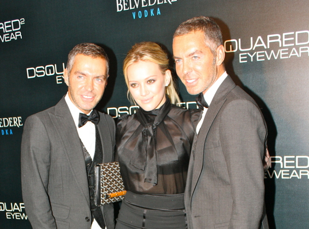 Dsquared2 China appeal set for 2014