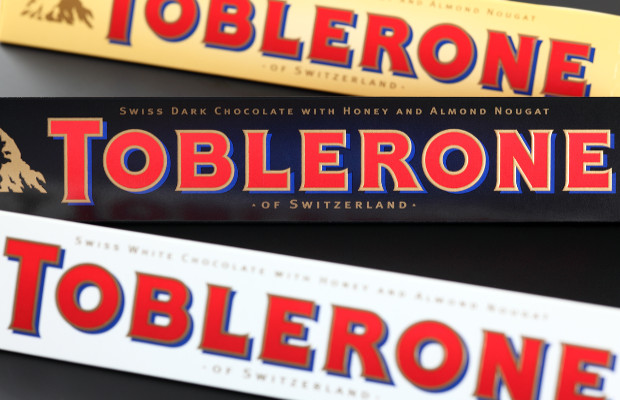 Poundland and Mondelēz go to war over Toblerone lookalike