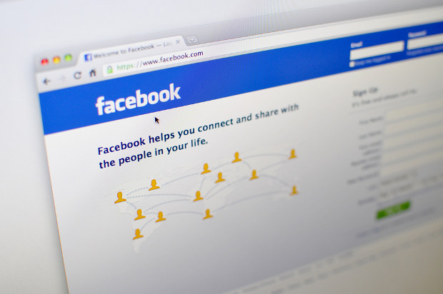 Facebook wins first URS case