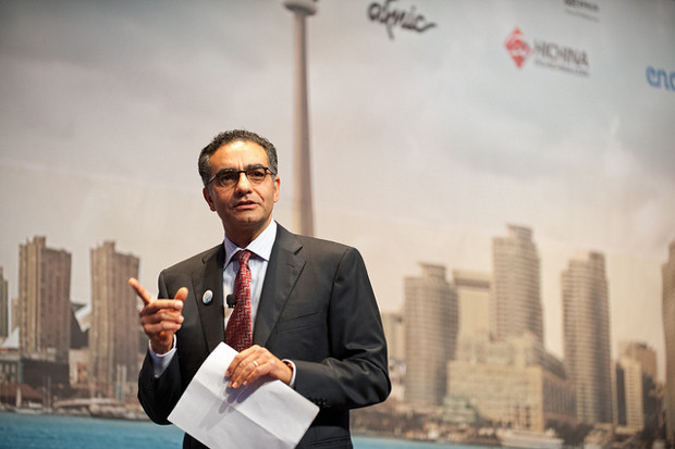 ICANN chief Fadi Chehadé to step down next year