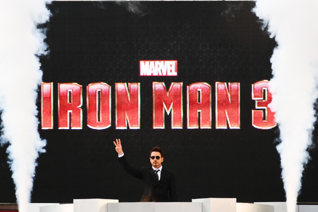 Comic book creators allege copyright chink in 'Iron Man's' armour