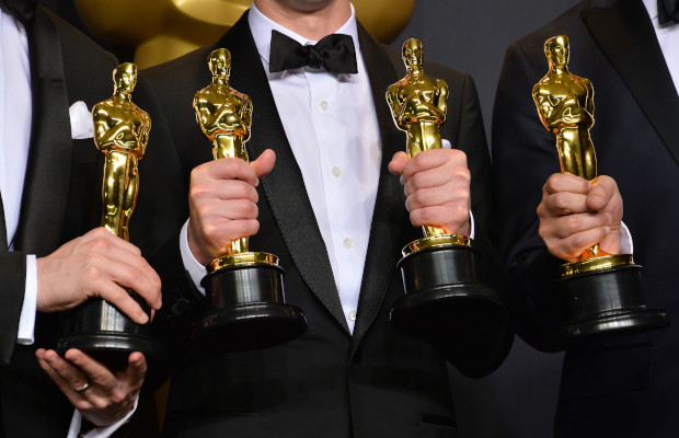 Oscars organisers denied copyright for statuette logo
