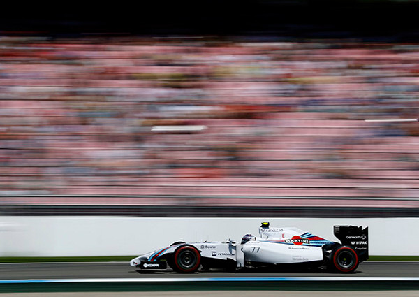 Williams F1: in the fast lane
