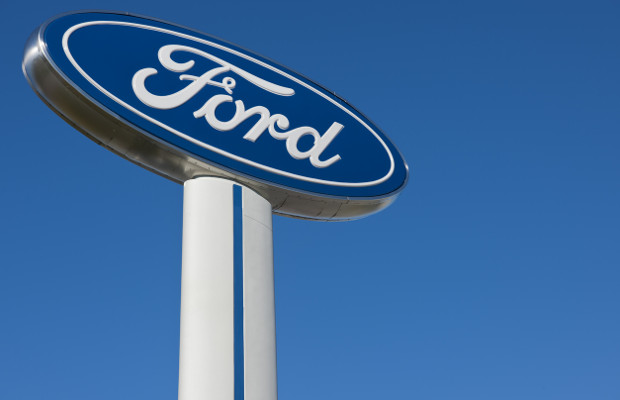 Ford takes on California company in TM suit
