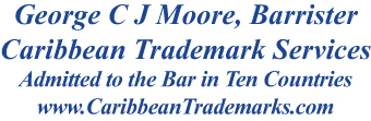 Caribbean Trademark Services - George C. J. Moore, Barrister & Attorney
