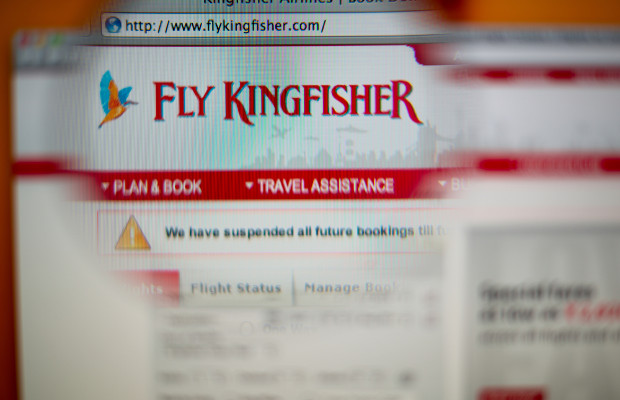 Kingfisher IP back on sale in India