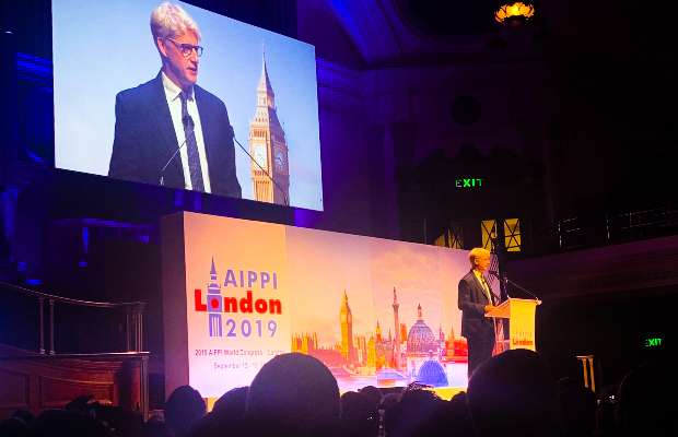 AIPPI World Congress 2019 opens in London