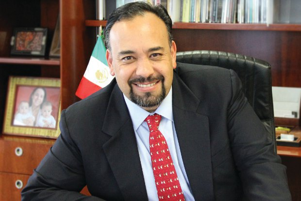 An interview with Dr José Rodrigo Roque Díaz