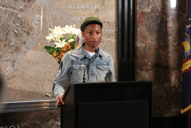 Pharrell demands 'fair trial' in Blurred Lines dispute with Gaye family