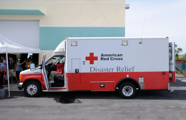 American Red Cross takes on medical business over emblem