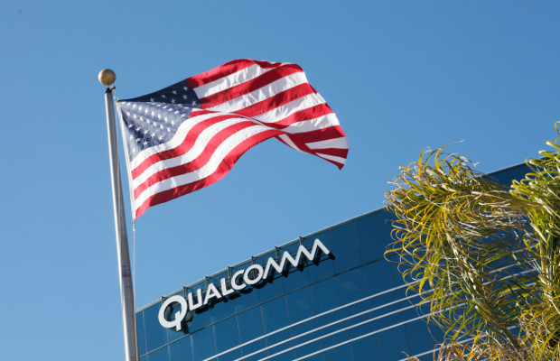 Qualcomm hits back at lobbying group in iPhone import battle
