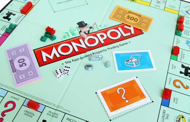 Party company fails to collect 'Monopoly' TM from Hasbro