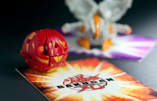 Canadian company claims infringement over Bakugan toys