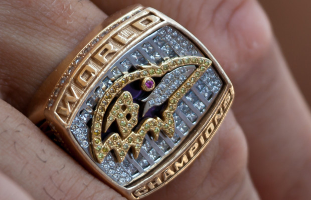 US customs seizes 100 counterfeit Super Bowl rings