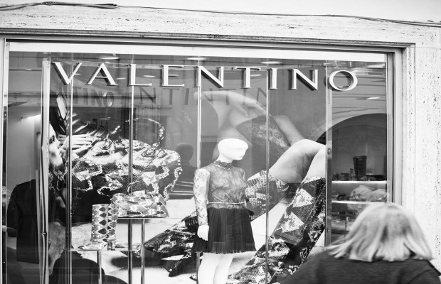 Steve Madden in hot water with Valentino