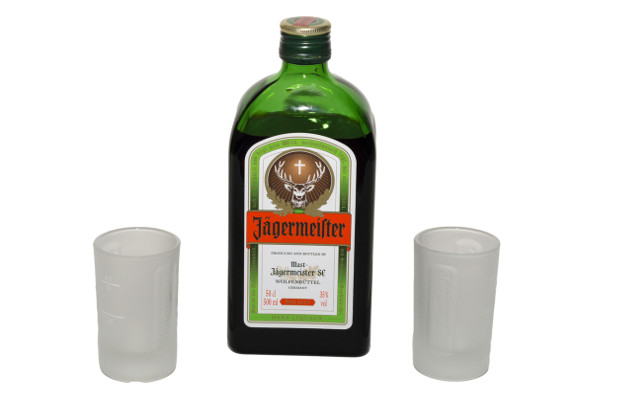 Jägermeister's glass design shot down by AG