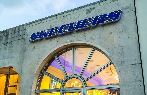 Skechers wants ruling that its shoe does not infringe Adidas TM