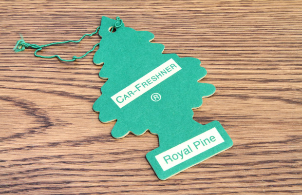 Balenciaga keychain designs 'replicate' Little Trees freshener IP
