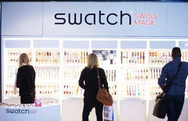 Swatch prevails over Apple in 'Different' trademark dispute