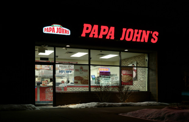 Papa John's wrapped up in patent infringement claim