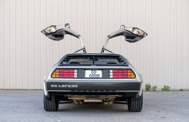 DeLorean primed for TM lawsuit against cosmetics company
