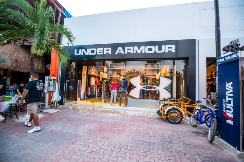 Under Armour wins year-long TM case in China